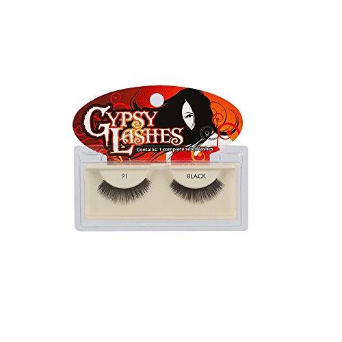 GYPSY LASHES False Eyelashes 901 Black