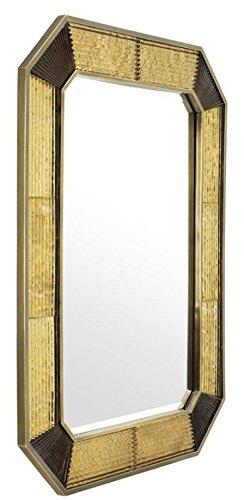 Casa Padrino Luxus Spiegel 91,5 x H. 120,5 cm - Hotel Restaurant Wandspiegel