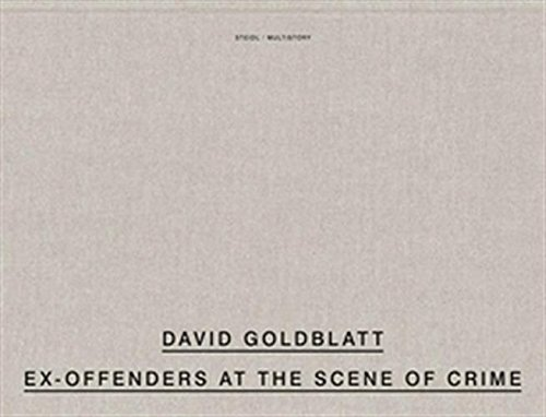 David Goldblatt ex offenders at the scene of crime: south Africa and England, 2008-2016