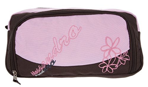 SPEAR ALESSANDRO ELEPHANT Kulturtasche Kulturbeutel Beautycase WAHL (B) ALESSANDRO SOFT Rosa) (Soft-handtasche Rosa)
