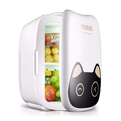 Auto Mini Portable Refrigeration Heizung Kühlschrank, Car Home Dual-Use Student Dormitory Kosmetik Brust Milch Kühlschrank Kühlschrank - Mit Kühlschrank Brust, Gefrierfach