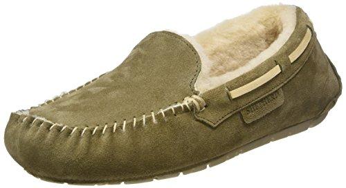 Braun Pantofole Uomo Slipper 25 Steffo Stone marrone Shepherd wPvHFqH