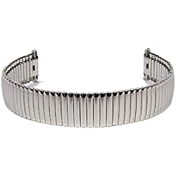 Eulit Flex Band Replacement Strap Stainless Steel Band 12mm/16mm 71-1109