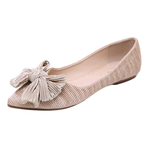 Sunday Damen Schuhe Elegant Hochzeit Party Schuhe Loafers Ballerinas Loafers Freizeit Schuhe Halbschuhe Für Büro Arbeit Große Größe 35-42