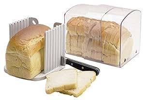 Kitchen Craft Boîte de conservation pour pain Extensible