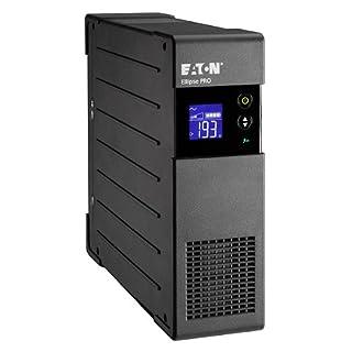 Eaton ELP650DIN Line-interactive PC-Netzteil (AVR mit Booster und fader, 650VA/400W)