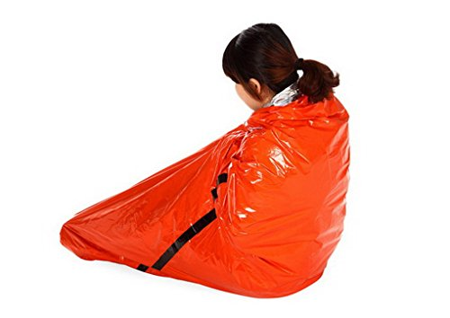 413VzQUi4dL - ACMEDE Outdoor Emergency First Aid Kit Sleeping Bags Radiation Protection Adiabatic Lifesaving Insulation Blankets…