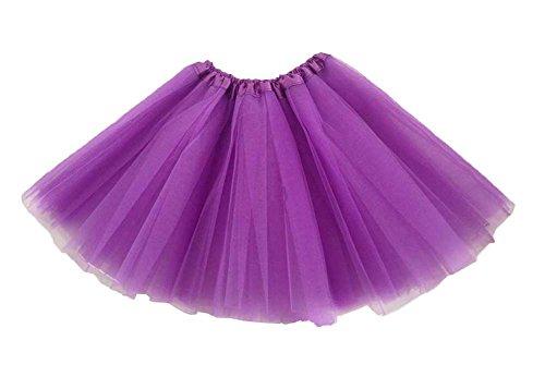niceeshop(TM) Mädchen Modern Ballett Verkleiden Fee Tutu Rock, (Ballett Flügel Kostüm)