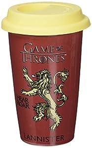 Game of Thrones Tasse de voyage Maison Lannister Multicolore