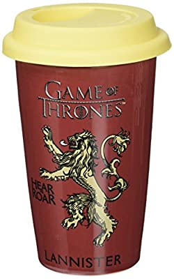 Game of Thrones Tasse de voyage Maison Lannister Multicolore