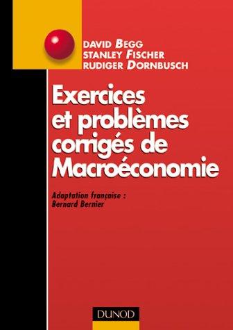 Exercices et problèmes corrigés de mac...