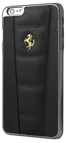 ferrari-458-funda-de-cuero-para-iphone-6-plus-logotipo-efecto-color-dorado-y-negro