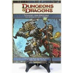 Play Factory - Dungeons & Dragons 4.0 : Le Manuel des Joueurs 1