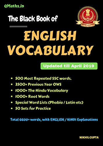 The Black Book of English Vocabulary (1st Edition))