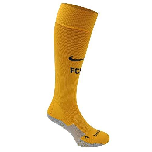 Nike Fcb Ha Gk Stadium Sock – Chaussettes de football du FC Barcelone 2015/2016 Unisexe