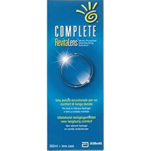 Complete Revitalens Desinfektion Lösung, 360ml