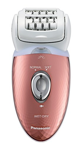 Panasonic ES ED93 Wet And Dry Cordless Epilator With Six Extra Attachments Including Foot Care Head