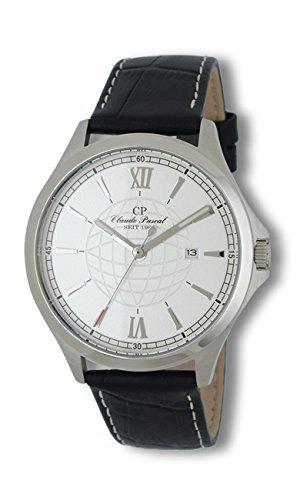 Claude Pascal 3481611–Uhr für Männer