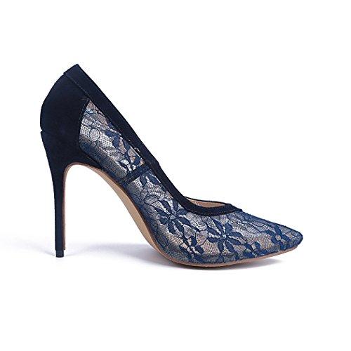 Della Blu Piattaforma Sandali Donna Minitoo Uw4Tq57