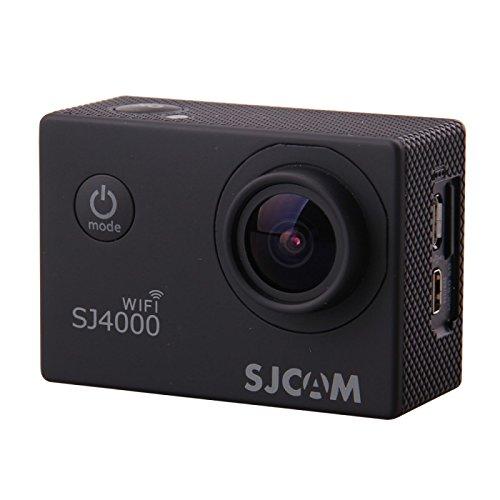 SJCAM SJ4000 Wi-Fi 12Mp Action Camera (Black)