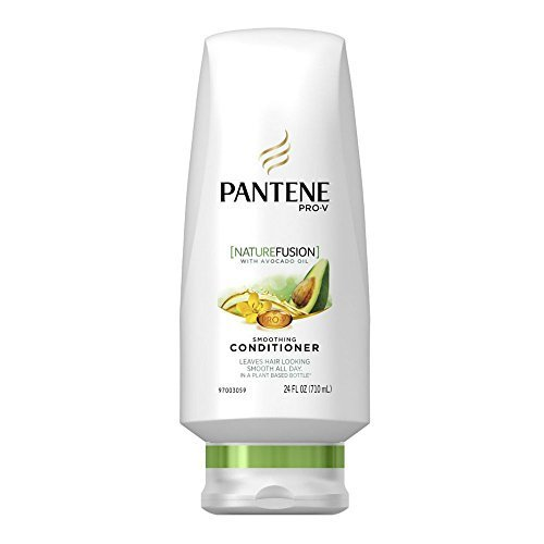 Pantene Pro-V Nature Fusion Smoothing Conditioner with Avocado Oil, 25.4 Oz by Pantene