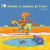 """Afficher """"50 chansons et comptines de France"""""""