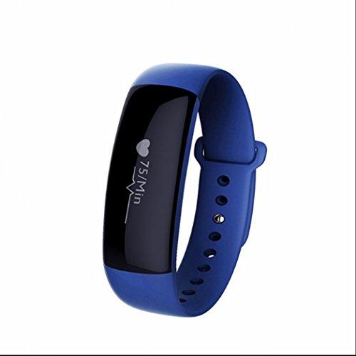 Fitness Tracker Sport Bluetooth Armband sport Uhr,Vibrationswecker,Schlafüberwachung,sport uhr Aktivitätstracker,mit Distanz,Datum und Uhrzeit,Aktivitätstracker für Android und IOS