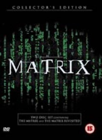 Click for larger image of Matrix, Collector's Edition [DVD]