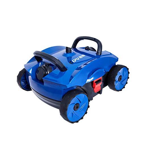 Homeure Robot Elettrico Pulitore Automatico Piscina-Intervallo di Pulizia 220m²