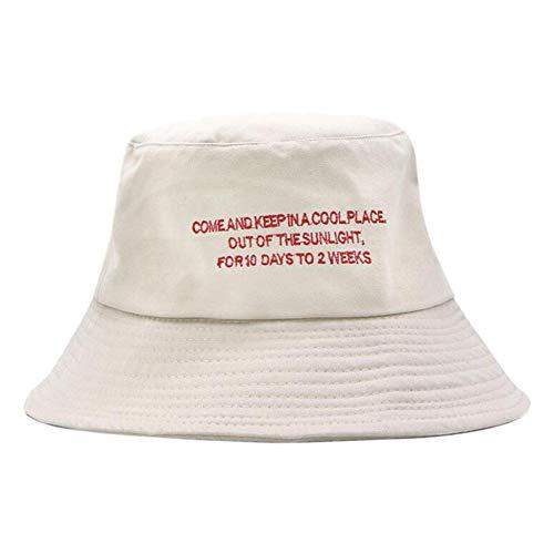 HSLPLX Beiläufiger bequemer Bassin-Fischer-Hut der Frauen Cosy Cotton Visor Collapsible Cap Elegant Suede Visor Cap