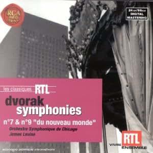 Dvorak - Symphonies n° 7 et n° 9
