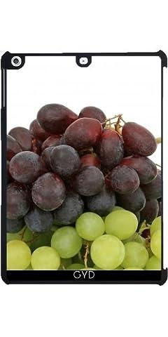 Coque pour Apple Ipad Air - Raisins Fruit Vert Faim by WonderfulDreamPicture