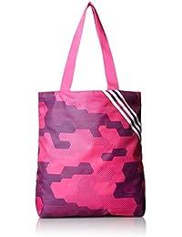 Adidas Shopper GR 4 Pink Tote Bag Womens School College Beach Gym
