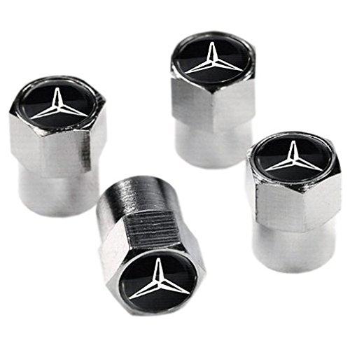 mercedes-valve-caps