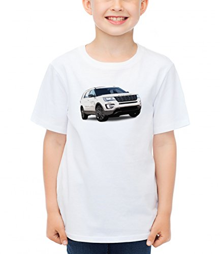 billion-group-explorer-american-motor-cars-boys-classic-crew-neck-t-shirt-bianco-x-large