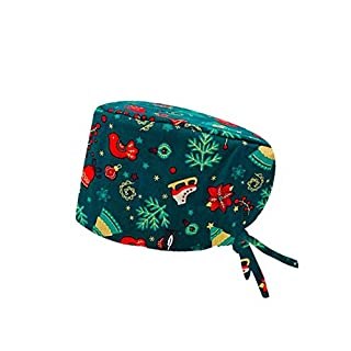 ROBIN HAT - OP-Haube Ana Langhaar-Modell - 100% baumwolle (Autoklav) -Maximaler komfort.