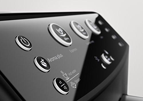 Philips 3000 Serie HD8827/01 Kaffeevollautomat (1850 W, klassischer Milchaufschäumer) schwarz - 4