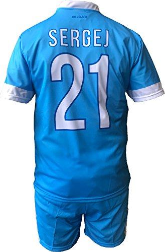 completo calcio Lazio Bambino