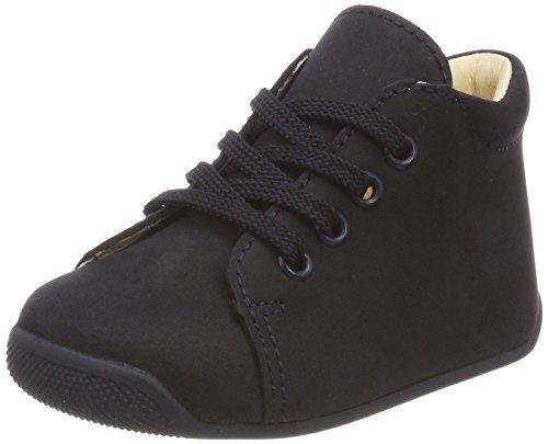 Däumling Unisex Baby Polly Sneaker, Blau (Nubuk Ozean), 20 EU
