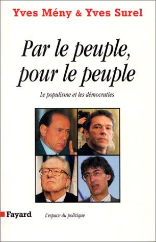 Par le peuple pour le peuple