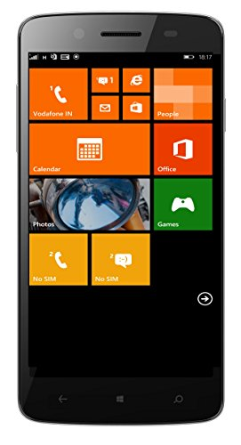 Micromax Canvas Win W121 (Black)