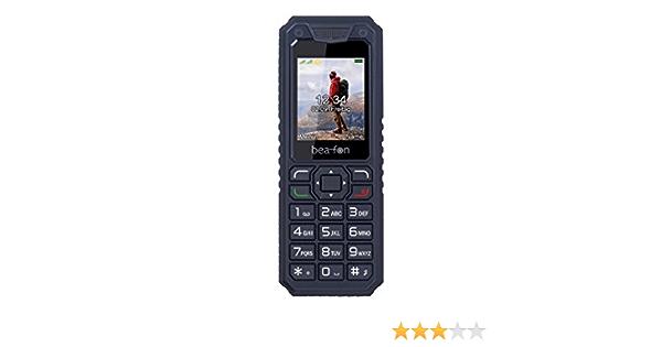 Beafon Al250 Eu001b Mobiltelefon 1 77 Zoll Schwarz Elektronik