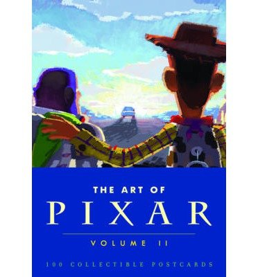 The Art of Pixar, Volume II: 100 Collectible Postcards (Postcard book or pack) - Common