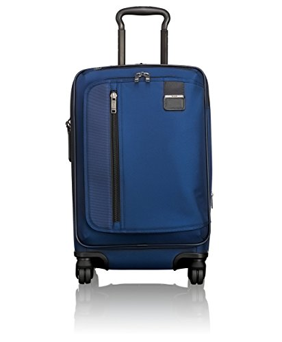 Tumi Merge - International Expandable Carry-On 3.8 kg, 44.9 L Equipaje de Mano, 56 cm, 44.9075 Liters, Azul (Ocean Blue)