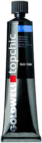 GOLDWELL TOPCHIC Hair Color 6N 60ml