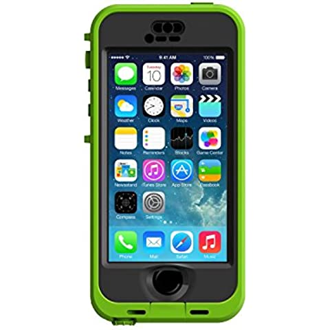 LifeProof Nuud - Funda para Apple iPhone 5/5S, lima