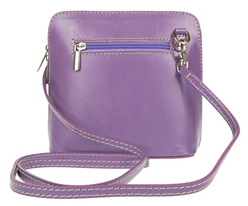 Elegant, Borsa a tracolla donna Light Purple
