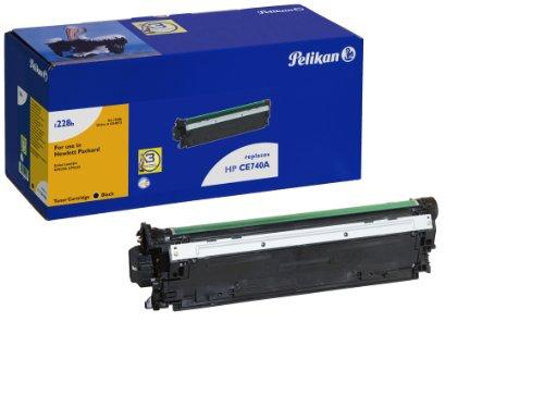 Pelikan Toner-Modul 1228b ersetzt HP CE740A, Schwarz, 9150 Seiten Professional Drum Kit