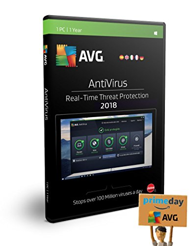 AVG AntiVirus 1 PC | 1 Year