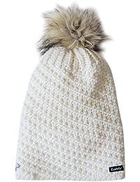 Eisbär Damen Mütze Boho Lux MÜ